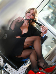 Photo escort girl VALERIA the best escort service