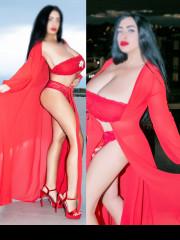 Photo escort girl Emanuella Rossa  the best escort service